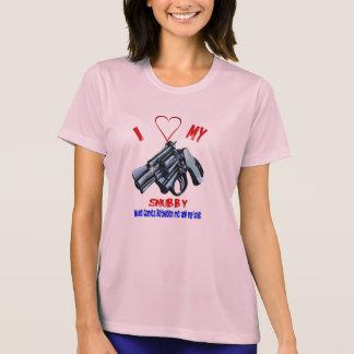 I Love My Snubby T-Shirt