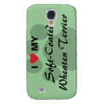 I Love My Soft-Coated Wheaten Terrier Galaxy S4 Cover