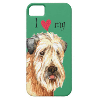 I Love my Soft Coated Wheaten Terrier iPhone SE/5/5s Case