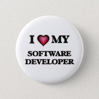 I love my Software Developer Button