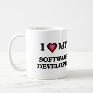 I love my Software Developer Coffee Mug