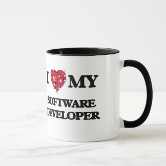 I love my Software Developer Mug