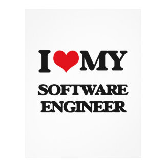 I love my Software Engineer Flyers