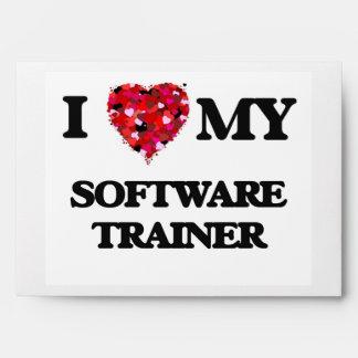 I love my Software Trainer Envelope