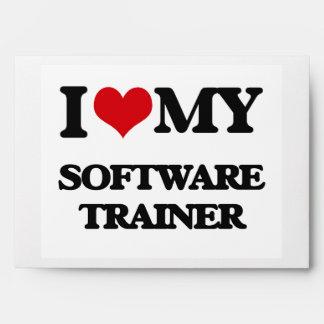 I love my Software Trainer Envelopes