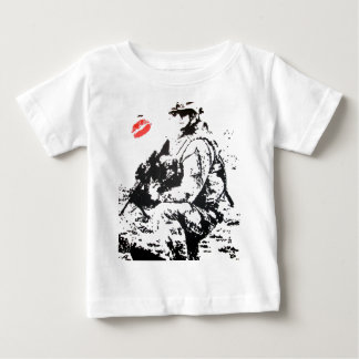 I love my soldier! baby T-Shirt