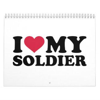 I love my Soldier Calendar