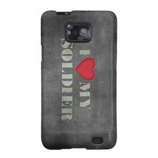 I love my soldier case galaxy SII cases