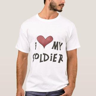 I Love My Soldier *Tshirt* T-Shirt