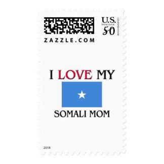 I Love My Somali Mom Postage