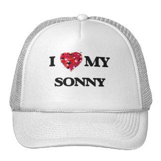 I love my Sonny Trucker Hat