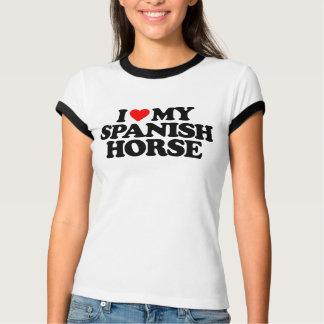 I LOVE MY SPANISH HORSE T-Shirt