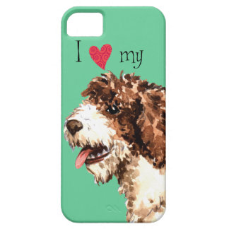 I Love my Spanish Water Dog iPhone SE/5/5s Case