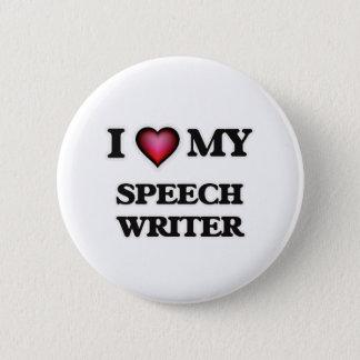 I love my Speech Writer Button