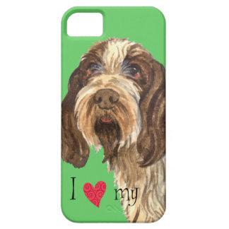 I Love my Spinone Italiano iPhone SE/5/5s Case