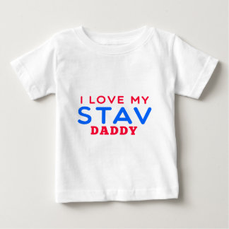 I Love My Stav Daddy Shirt