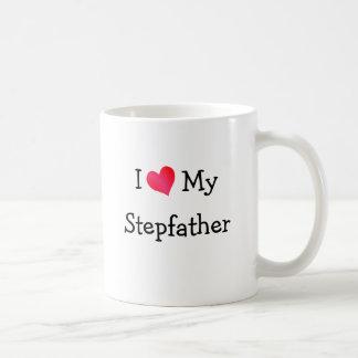 I Love My Stepfather Classic White Coffee Mug