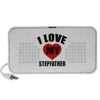 I LOVE MY STEPFATHER SPEAKER