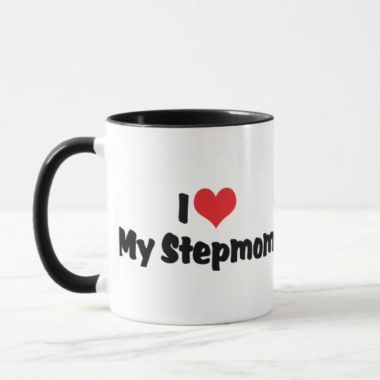 I Love My Stepmom Mug