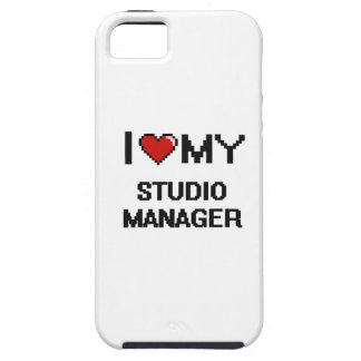 I love my Studio Manager iPhone 5 Covers