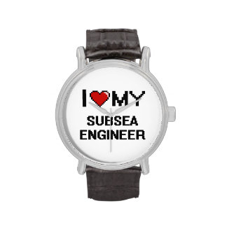 I love my Subsea Engineer Wristwatches