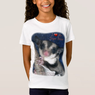 I Love my Sugar Glider t-shirt - Cutest Glider
