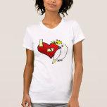 I Love my Sulphur Crested Cockatoo T-Shirt