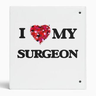 I love my Surgeon 3 Ring Binder