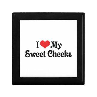 I Love My Sweet Cheeks Gift Box