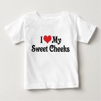 I Love My Sweet Cheeks T-shirt