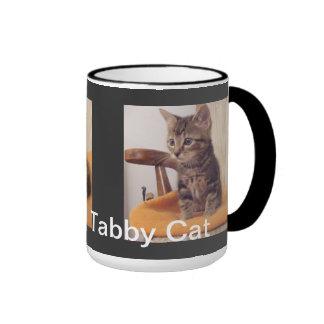 I Love my Tabby Cat Mug