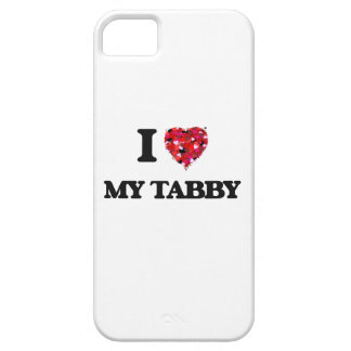 I love My Tabby iPhone 5 Cover