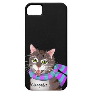I Love My Tabby iPhone case