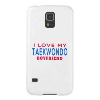 I Love My Taekwondo Boyfriend Galaxy S5 Cover