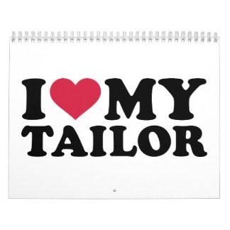 I love my tailor calendar