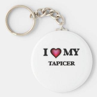 I love my Tapicer Keychain
