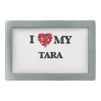 I love my Tara Rectangular Belt Buckles