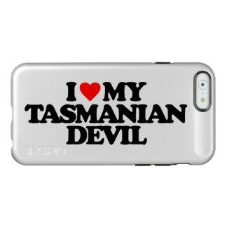 I LOVE MY TASMANIAN DEVIL INCIPIO FEATHER® SHINE iPhone 6 CASE