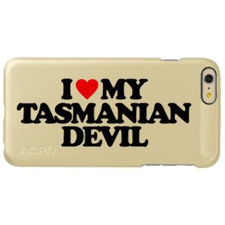 I LOVE MY TASMANIAN DEVIL INCIPIO FEATHER® SHINE iPhone 6 PLUS CASE