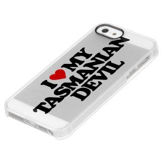I LOVE MY TASMANIAN DEVIL PERMAFROST® iPhone SE/5/5s CASE