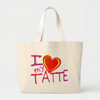 I love my Tatte Canvas Bags