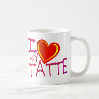 I love my Tatte Coffee Mug