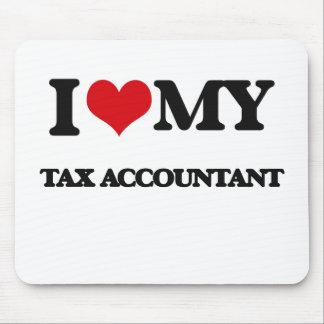 I love my Tax Accountant Mousepads