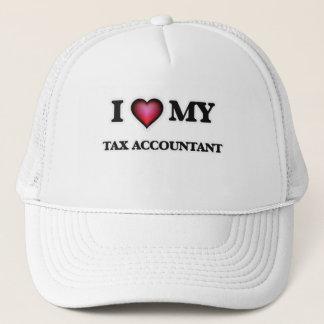 I love my Tax Accountant Trucker Hat
