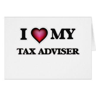 I love my Tax Adviser Card