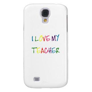 I Love My Teacher (thank you) Samsung S4 Case