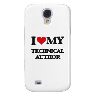 I love my Technical Author Samsung Galaxy S4 Case