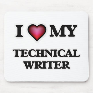 I love my Technical Writer Mouse Pad