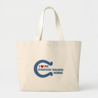 I love my Tennessee walking horse Tote Bag