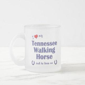I Love My Tennessee Walking Horse (Male Horse) Coffee Mug